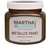 martha-stewart-metallic-glaze