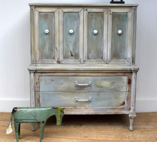 Furniture Makeover By Turnstyle Vogue Countryside