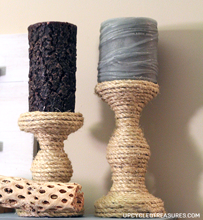 diy-rope-candle-holders