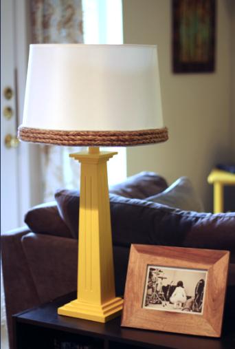 diy-rope-lamp-shade