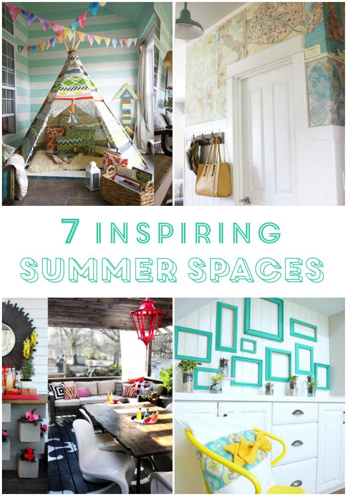 7 Inspiring Summer Spaces inspiring-summer-spaces-mountainmodernlife