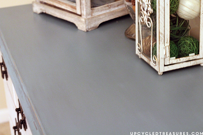 Oh My Goodness! If you are looking to add a coastal feel to your home you have to check out this DIY Coastal Cottage Dresser! UpcycledTreasures.com