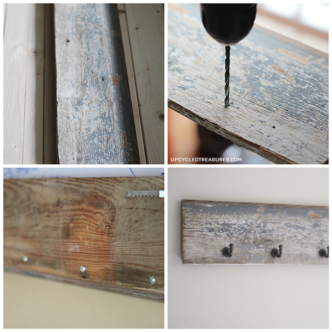 Want to upcycled, but need it to be quick? Check out these 3 easy upcycled projects I recently created to add impact and functionality to our home.
