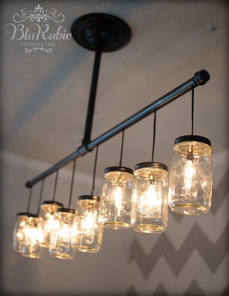 25 Creative Ways to Light Up Mason Jars