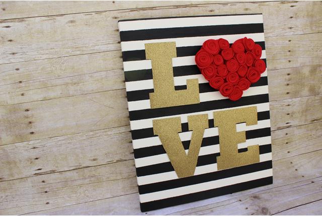 20 Last Minute Valentine Craft Ideas | 20 Valentine Craft Ideas that you can do last minute! MountainModernLife.com