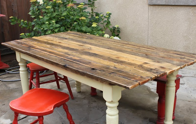 DIY-plank-top-dining-table-weekend-upcycle-inspiration-redouxinteriors