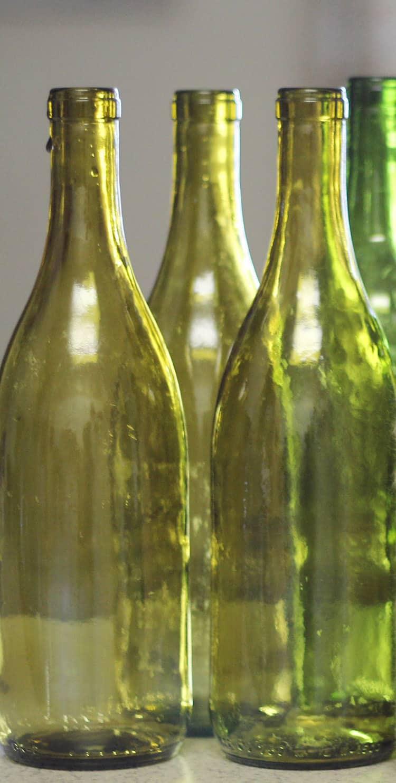 upcycle-wine-bottles-into-wedding-reception-decor-mountainmodernlife.com