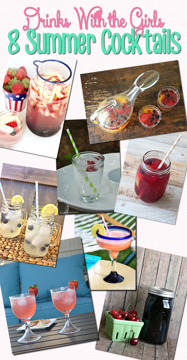 Summer-Drinks-With-the-Girls-Featured