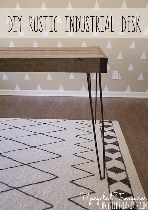 diy-rustic-industrial-desk-for-home-office-upcycledtreasures