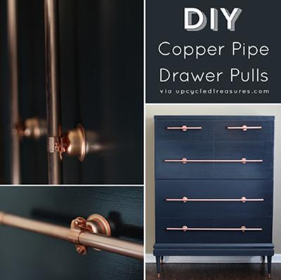 3-diy-copper-pipe-drawer-pulls-dresser-makeover-upcycledtreasures