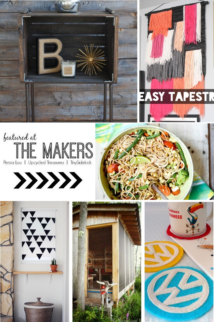 DIY-Project-Inspiration-from-The-Makers-Link-Party-33-upcycledtreasures