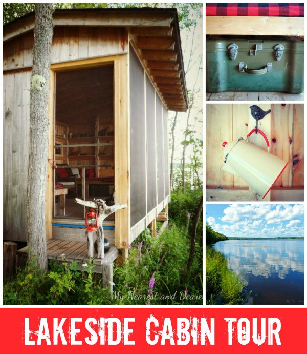 Tour-a-tiny-rustic-lakeside-cabin.-I-love-all-the-little-charming-details-in-this-place-