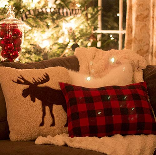 Christmas Home Tour | MountainModernLife.com