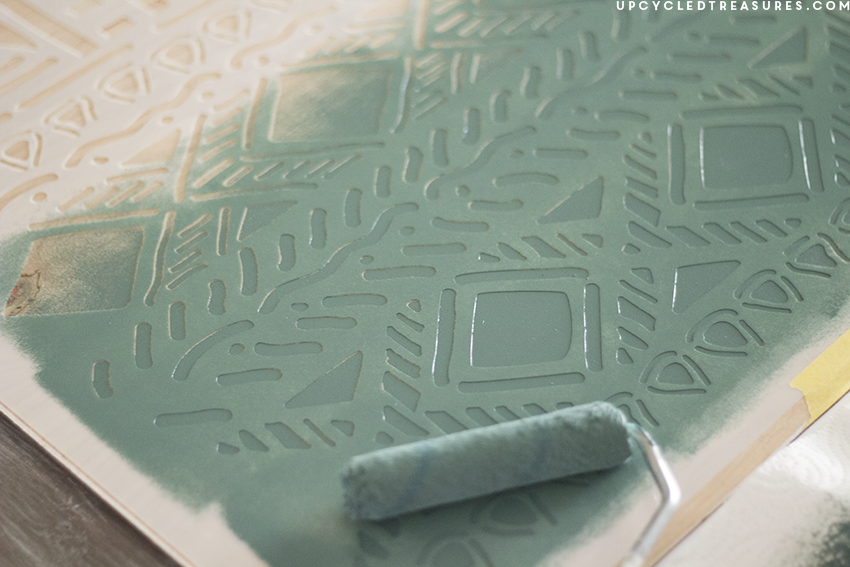 Like to create new and unique forms of art? Take a look at how you can easily create your own DIY Tribal Wall Art!! MountainModernLife.com