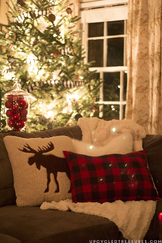 Rustic Woodland Inspired Christmas