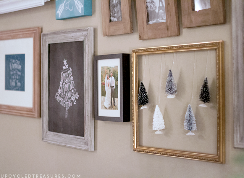 Up against the ropes versus your Christmas decor? Check out this tutorial on Last Minute DIY Whimsical Christmas Decor! UpcycledTreasures.com
