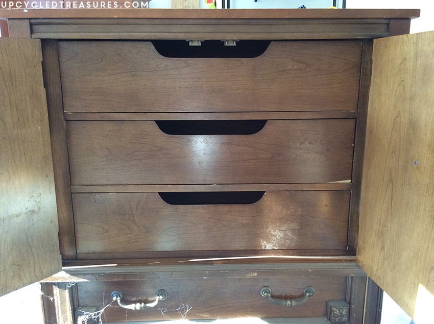before-photo-inside-mid-century-armoire-upcycledtreasures