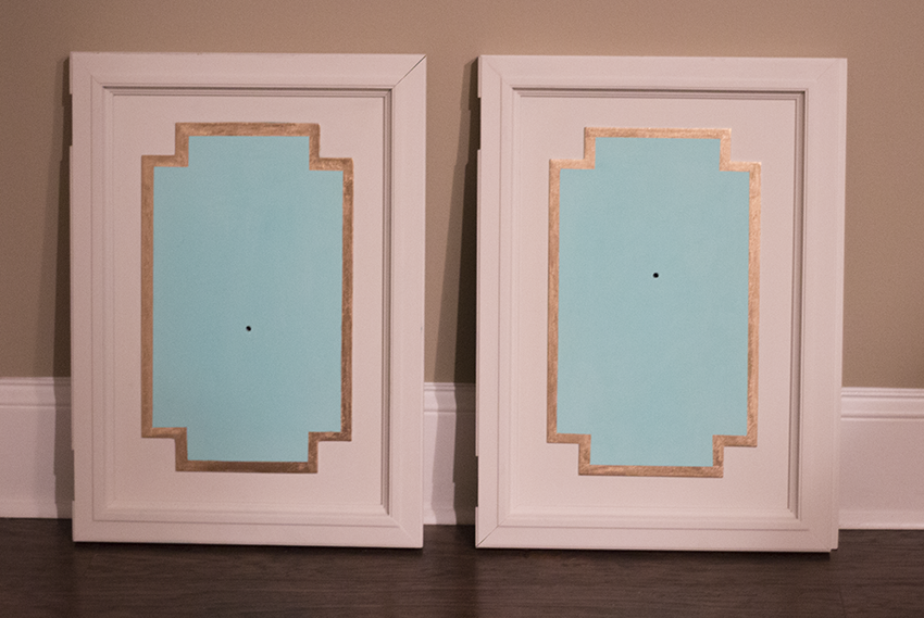 liquid-gold-and-turquoise-painted-on-mid-century-armoire-upcycledtreasures