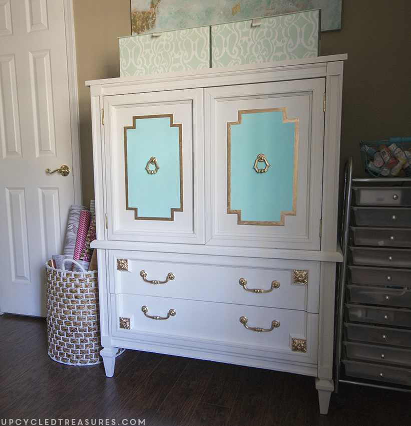 pretty-DIY-armoire-makeover-after-photo-upcycledtreasures