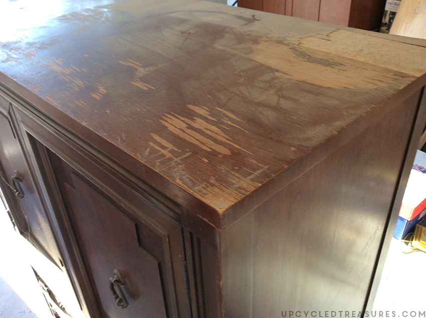 top-of-armoire-damage-upcycledtreasures