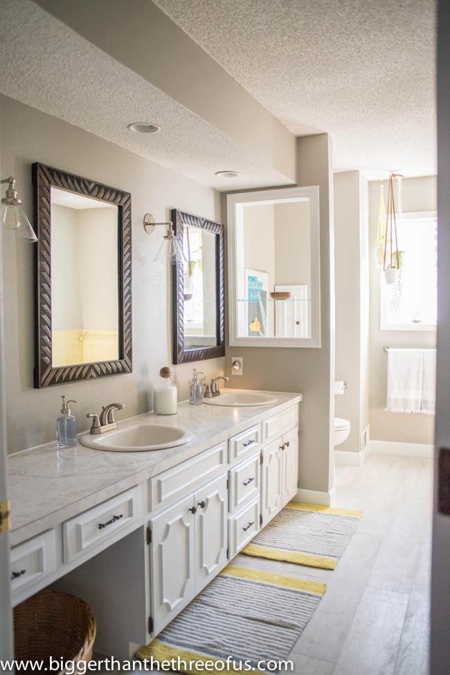 DIY-Bathroom-Renovation-including-Tile-Painting-electrical-and-plumbing-by-Bigger-Than-The-Three-Of-Us-1-of-11