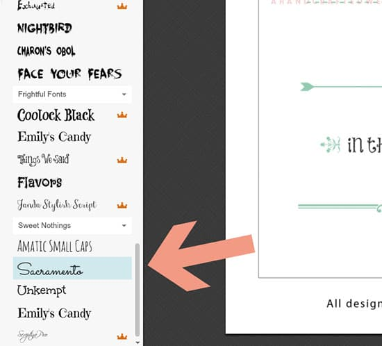 How to edit DIY wedding invitations with PicMonkey mountainmodernlife.com