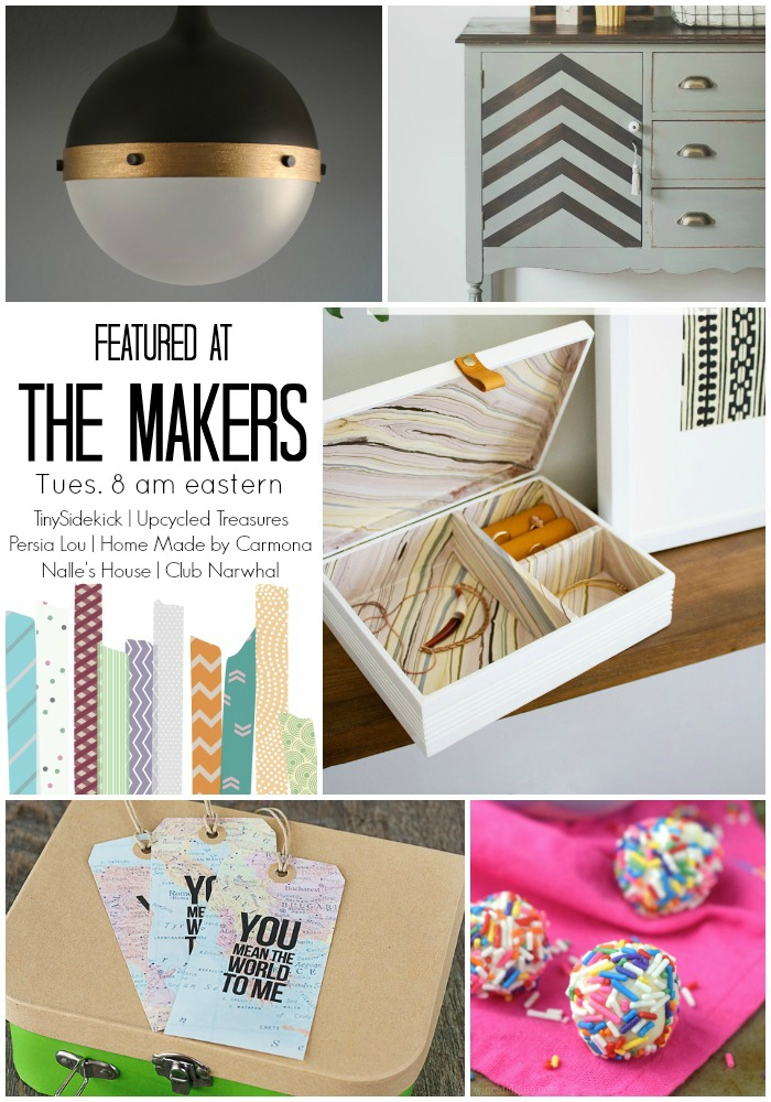 featured at The Makers 52