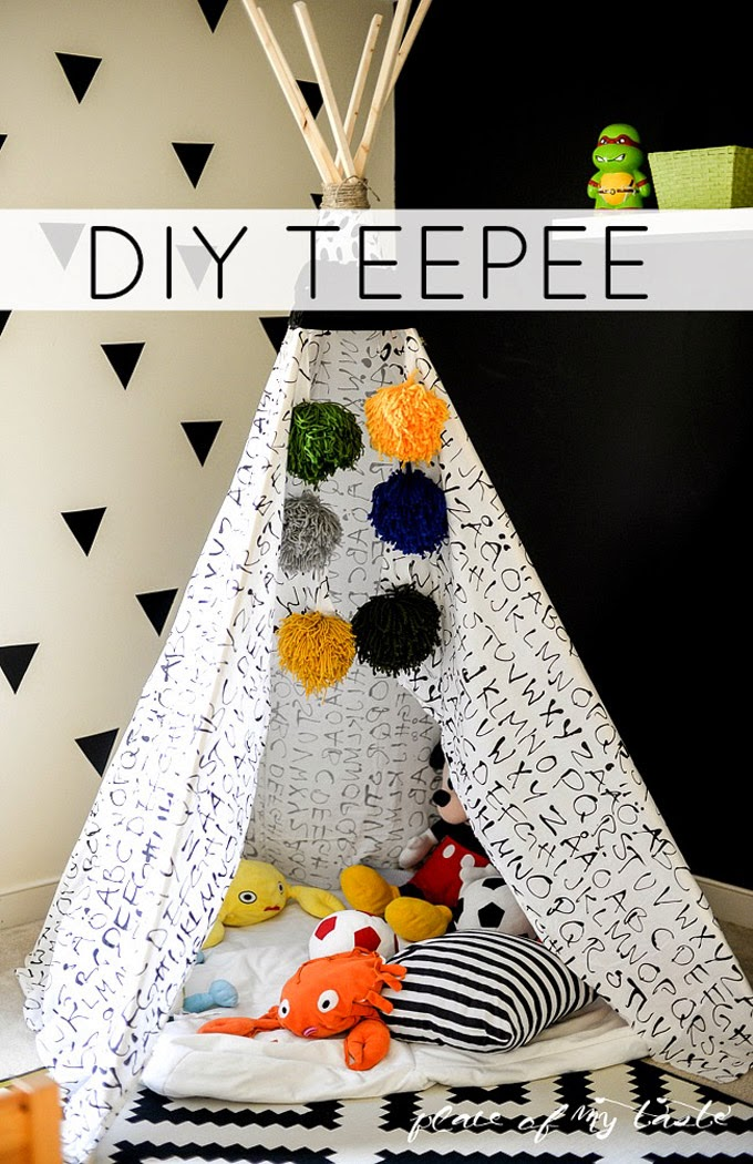 DIY-tee-pee