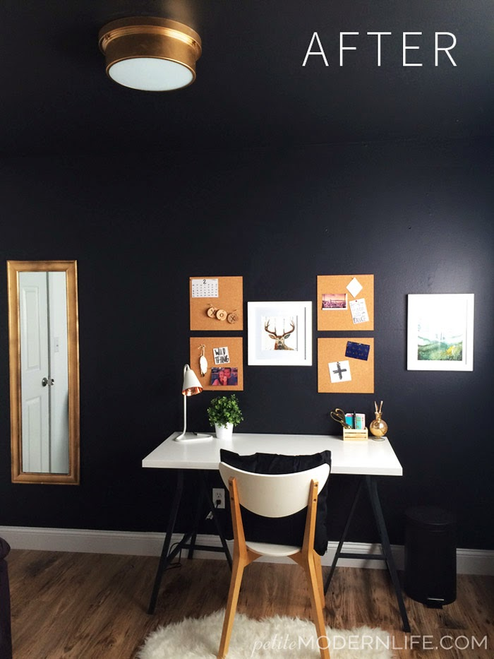 creative office reveal
