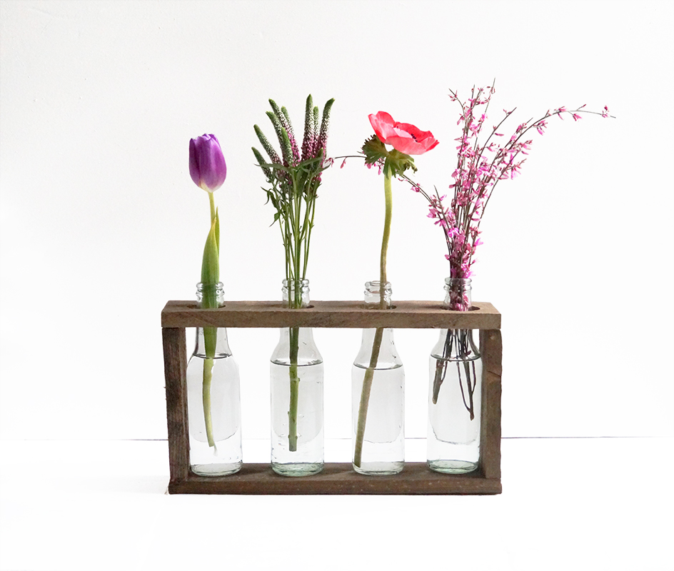 upcycled-bottle-vases