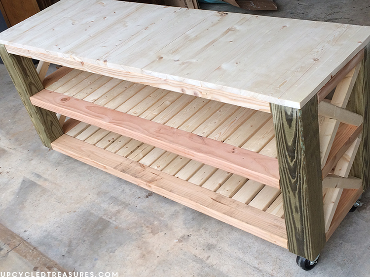 diy-rustic-console-table-3-upcycledtreasures
