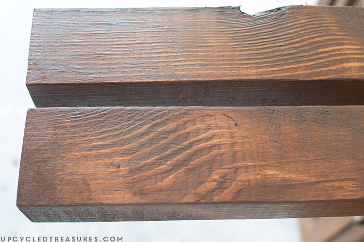 wood-frame-for-diy-abstract-painting-upcycledtreasures