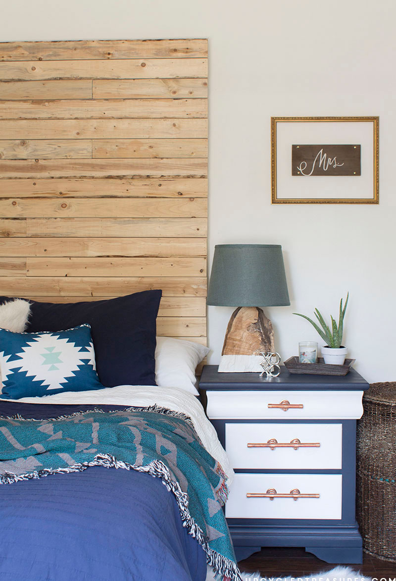 How to Refresh a Space in 3 Easy Steps   upcycledtreasures.com