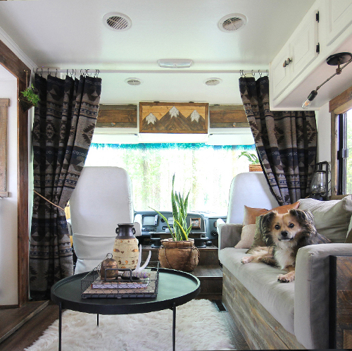 Mountain Modern Motorhome - MountainModernLife.com
