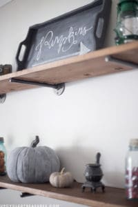 Rustic Fall Dining Room Decor + Color Trends | MountainModernLife.com