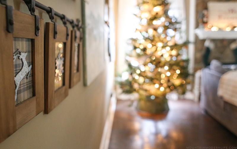 Cozy Cabin-Inspired Christmas Decor | MountainModernLife.com