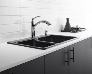 kohler-chrome-modern-kitchen-faucet
