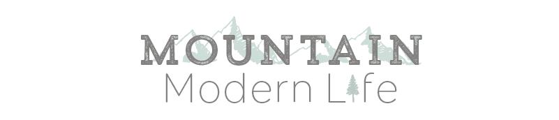 Mountain Modern Life Logo