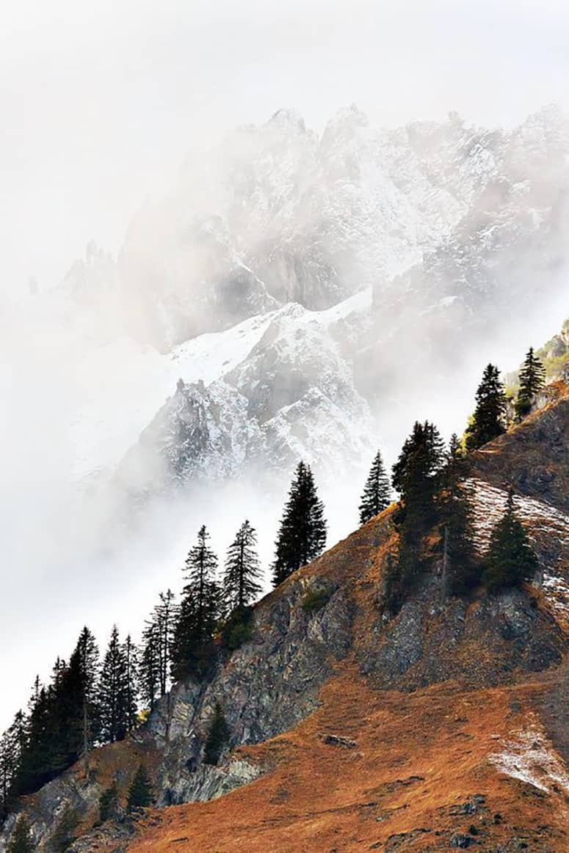 Mountain Photo from Michael Walch