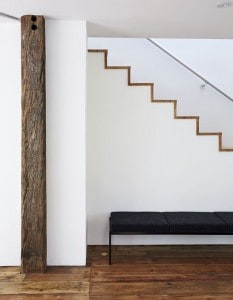 Modern Farmhouse Stairwell   Dwell - Photo by Christopher Testani