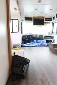 rv-renovation-progress-front-of-tiffin-allegro-openroad-32la-mountainmodernlife.com