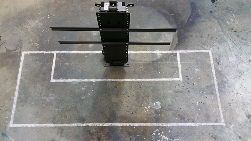 tv lift mechanisms