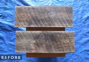 reclaimed-oak-before-being-stained-mountainmodernlife.com