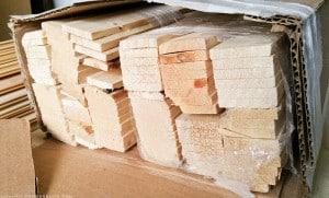 bundle of lath wood mountainmodernlife.com