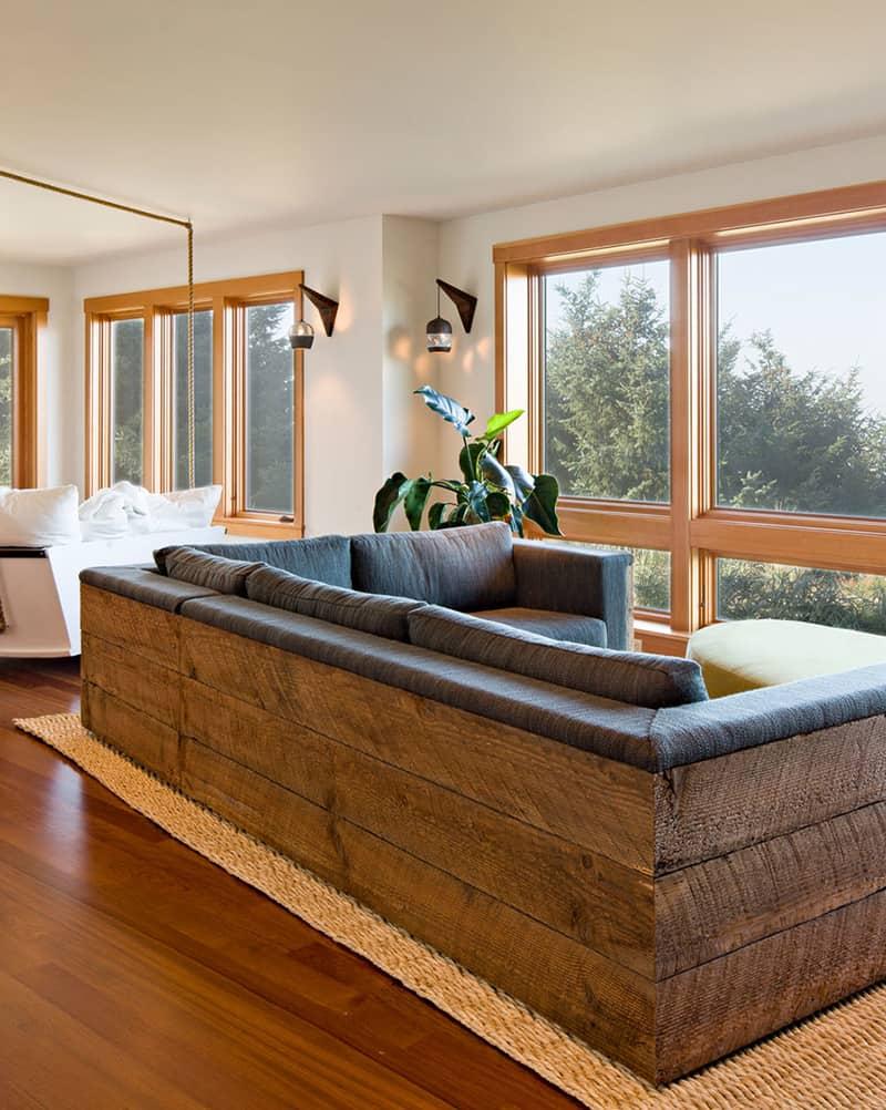 Rustic Modern Sofa Designs   Source: JH Interior Design