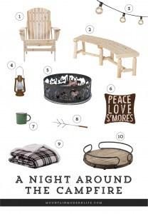 a-night-around-the-campfire-rustic-bonfire-inspiration-mountainmodernlife-com