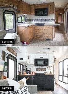 rustic-modern-tiny-kitchen-renovation-in-rv-mountainmodernlife-com