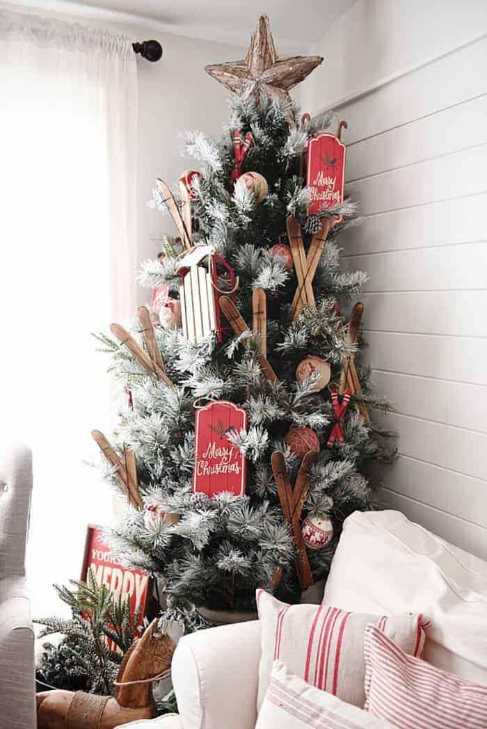 Rustic Christmas Tree   Liz Marie