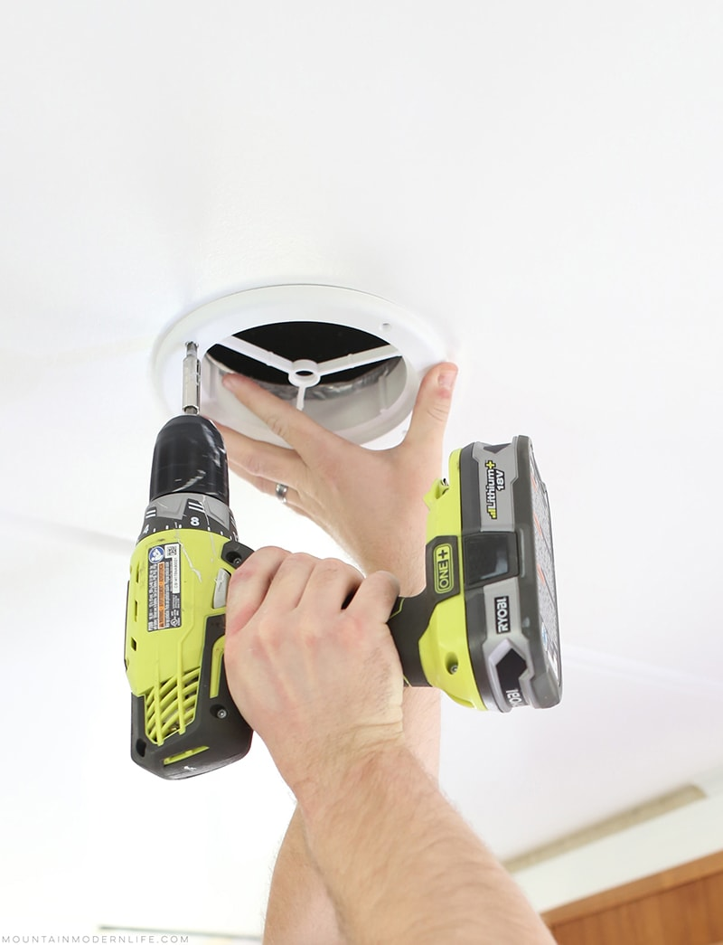 When it comes to renovating a home, even a tiny one on wheels, money spent on projects can quickly add up. Don't replace your RV vent covers, paint them! MountainModernLife.com