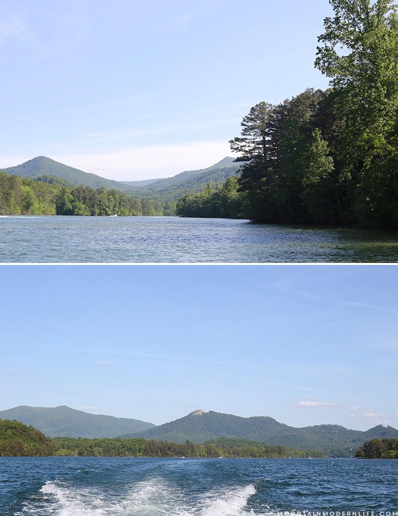 The Ridges Resort and Marina on Lake Chatuge in Hiawassee, Georgia